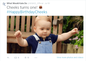 How to Celebrate Prince George's Birthday