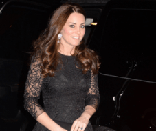William & Kate Attend Private Dinner for American Friends of the Royal Foundation