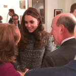 Kate and William Attend Conservation Reception at British Consul General's Residence in New York