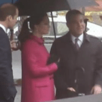 William & Kate Pay Respect at the The National September 11 Memorial Museum in New York