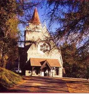 Historical Spotlight: Crathie Kirk