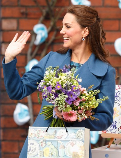 The Duchess Of Cambridge Visits Emma Bridgewater Factory