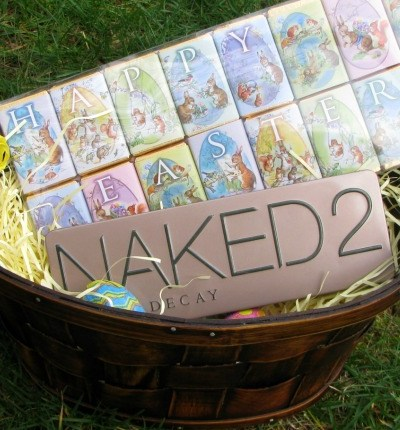 Kate's Royal Beauty Bag : Urban Decay Naked Eye Palette