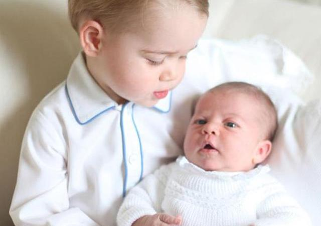All About Princess Charlotte's Christening
