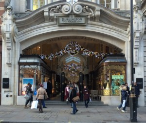 Shop Like The Duchess of Cambridge: Burlington Arcade