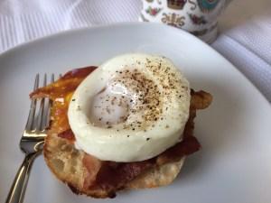 Cooking with Catherine:  Eggs Benedict Breakfast