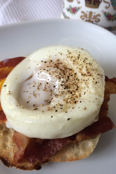 Cooking with Catherine:  Eggs Benedict Breakfast
