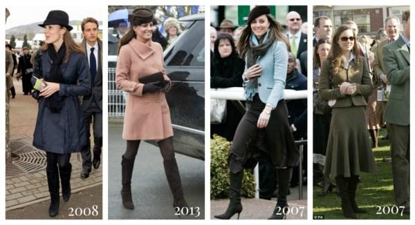 Kate Middleton Cheltenham