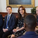 The Duke and Duchess of Cambridge Raise Awareness for Suicide Prevention