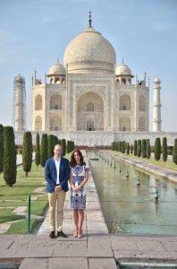 Royal Tour India: Day Seven (Agra)