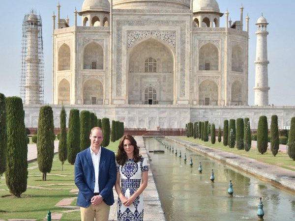 Royal Tour India: Day Seven (Agra)