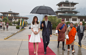 Royal Tour India : Recap of Kate's Day Seven Looks