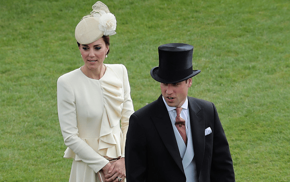 Keeping Up with the Cambridges | May 28