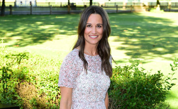 Kate's Sister, Pippa Middleton, Gets Engaged!