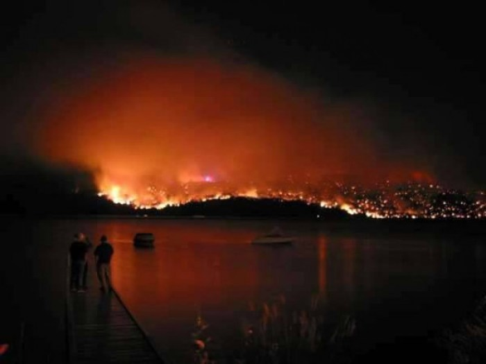 Kelowna Wild Fire