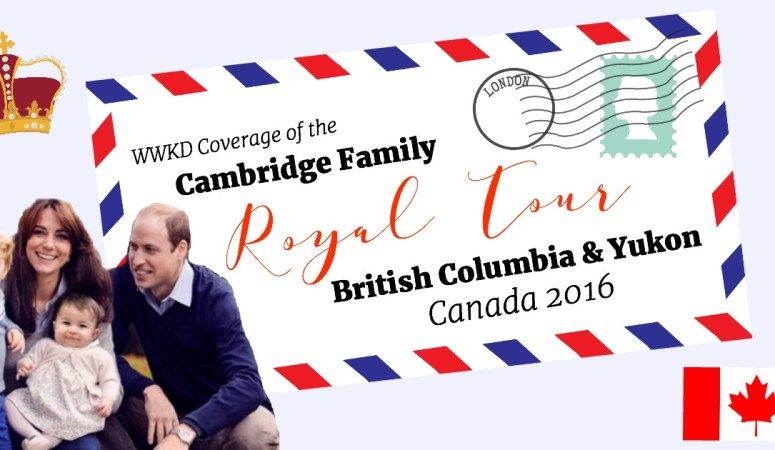 Where to get Royal Tour Coverage from WWKD