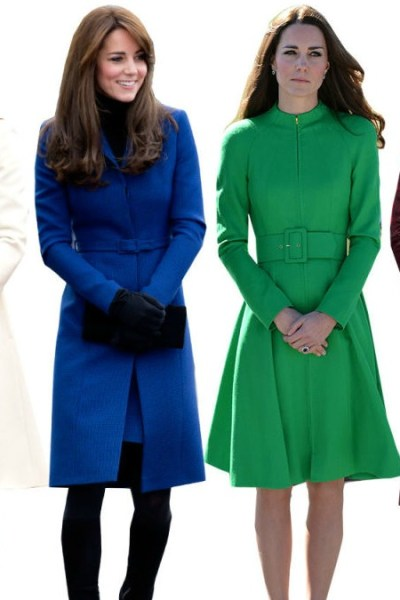 How to ID Kate's Clothes
