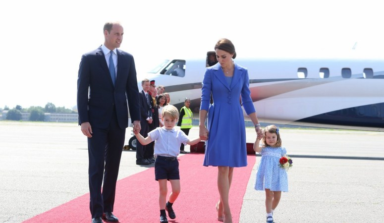 Royal Tour Poland & Germany: The Cambridges Arrive in Berlin