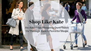Shop like Kate: Peter Jones