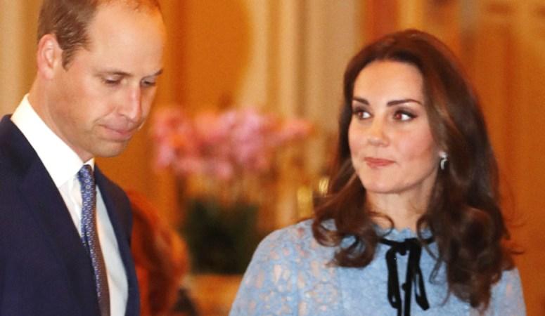 The Duchess of Cambridge Celebrates #WorldMentalHealthDay at Buckingham Palace