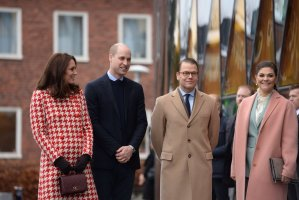 The Royal Tour of Sweden and Norway | Day 2: Children's Mental Health and at Look at UK Brands