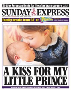 Hello, Charlotte and Louis! New Pictures of Prince Louis and Princess Charlotte