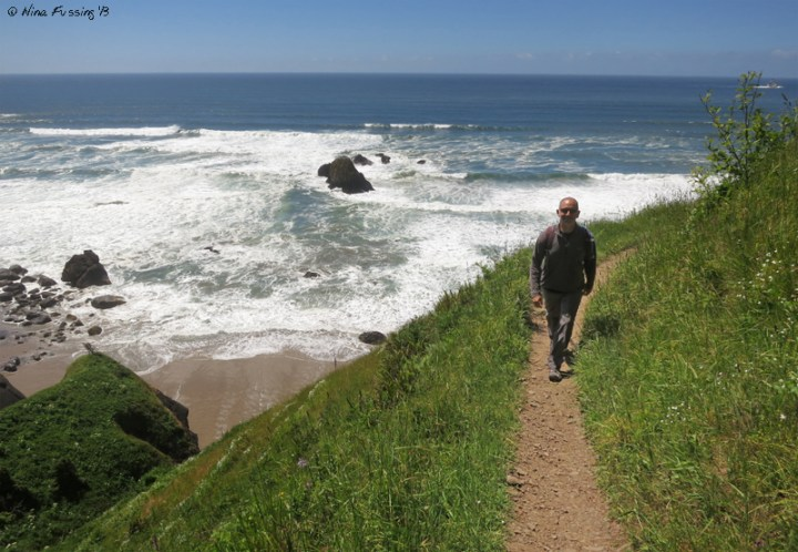 The fabulous coastal hike