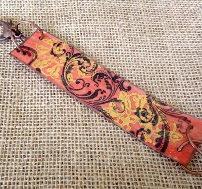 Easy Autumn Bracelet