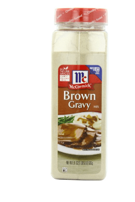 Brown Gravy Sauce
