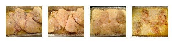 Baking Buttermilk Chicken