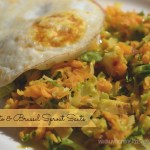 sweet potato brussel sprout saute (2)
