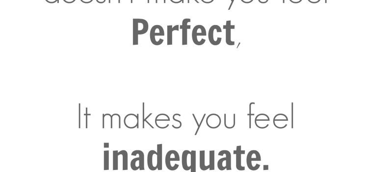 Motivation Monday – Perfection