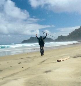 stewart island hike