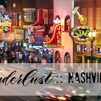 WANDERLUST | NASHVILLE