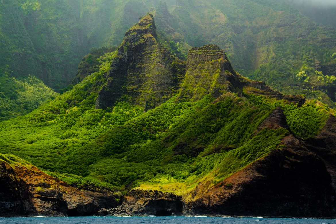 Na Pali Coast - The Point