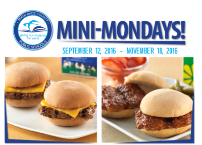 """Magnificent Mini Mondays"" Lunch Contest"