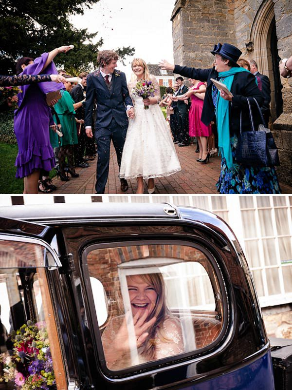 Super-cute wedding with an Oh My Honey wedding dress by Alternative reportage wedding photographers Tino&Pip Photography-052