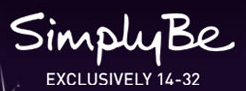 simply be logo