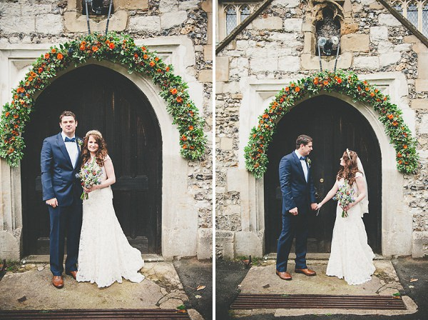 Lucinda and Nick - Ellie Gillard - Alice in Wonderland inspired winter wedding-173