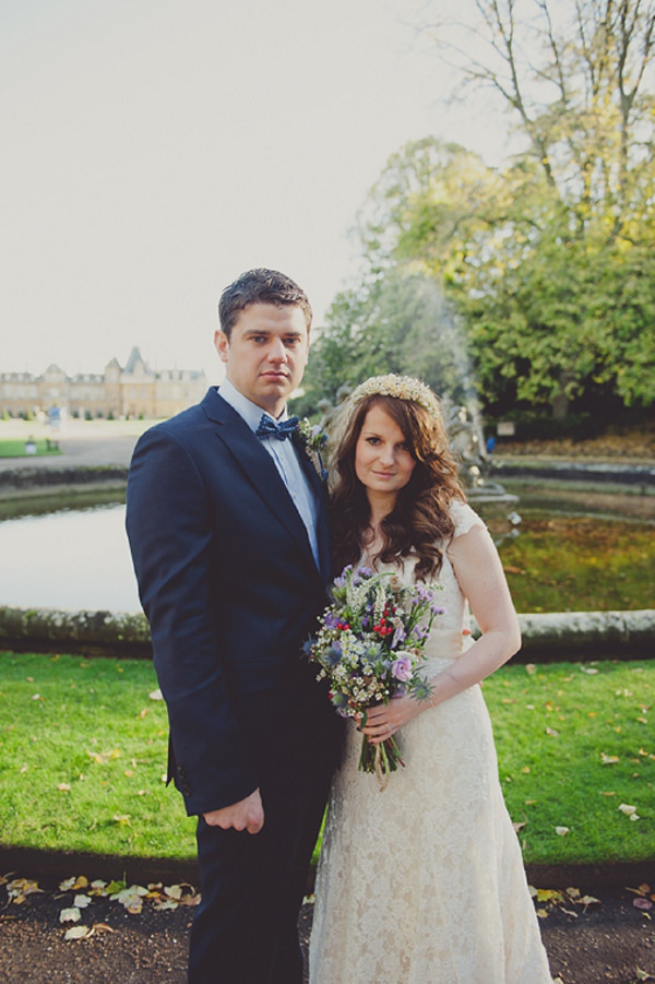 Lucinda and Nick - Ellie Gillard - Alice in Wonderland inspired winter wedding-198