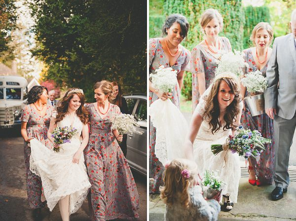 Lucinda and Nick - Ellie Gillard - Alice in Wonderland inspired winter wedding-78