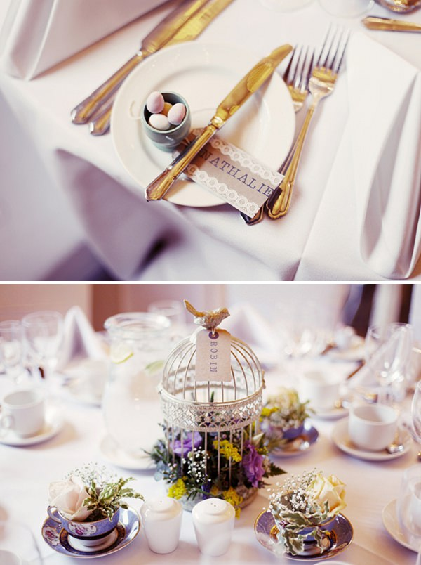 easter wedding decor spring ideas