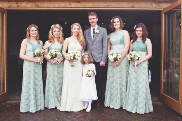 mint green wedding ideas