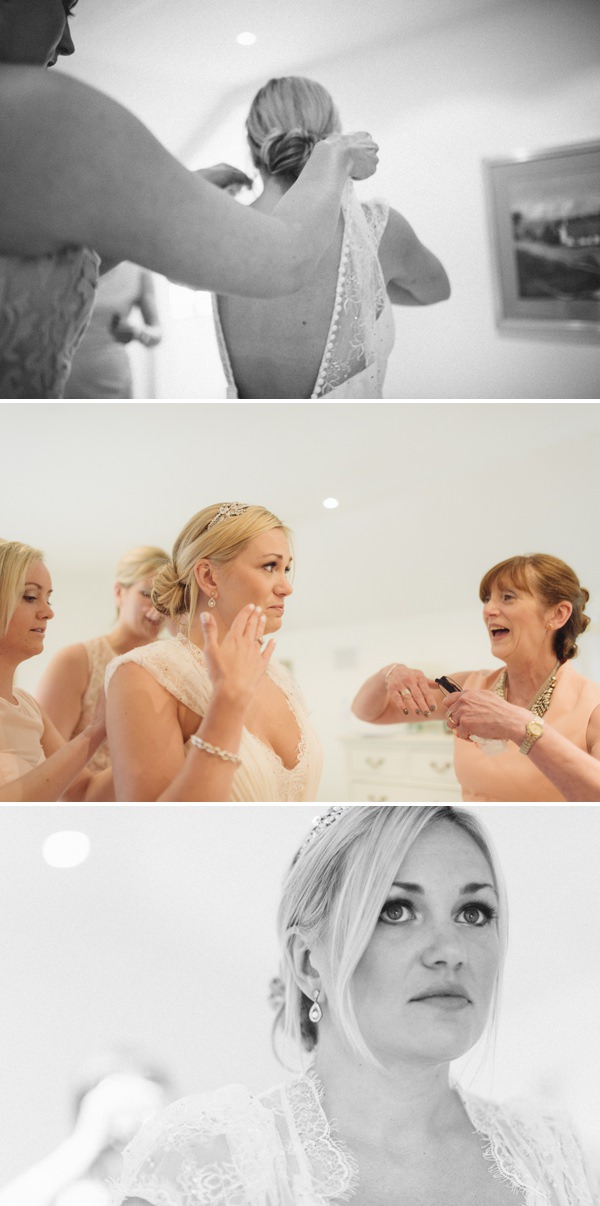 bride getting dressed - http://www.babbphoto.com/