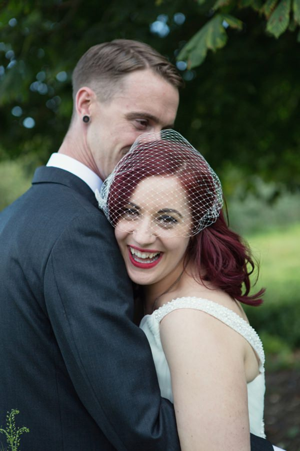 red hair bride - Debs Ivelja Photography http://www.debsivelja.com/