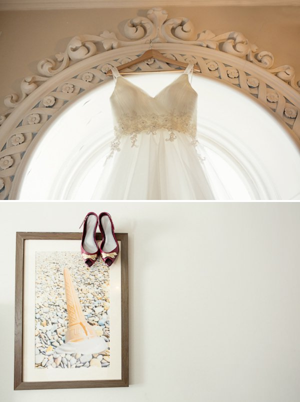 bow wedding shoes - Debs Ivelja Photography http://www.debsivelja.com/