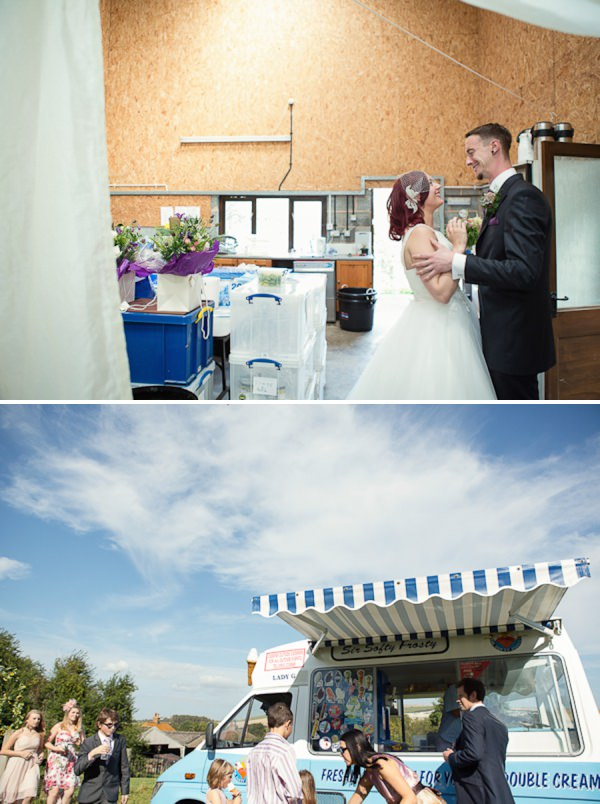wedding ice cream - Debs Ivelja Photography http://www.debsivelja.com/