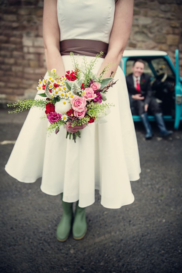 pretty hand tied wedding bouquet http://assassynation.co.uk/