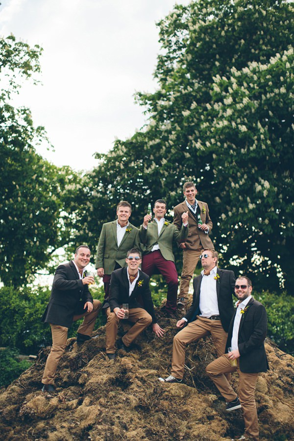 quirky groom http://www.cgweddings.co.uk/