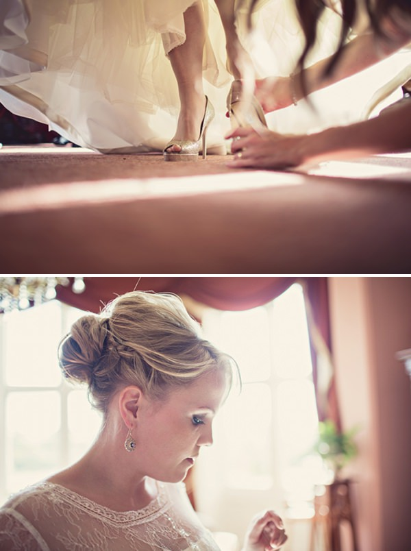 Orchardleigh House Wedding http://www.annaclarkephotography.com/